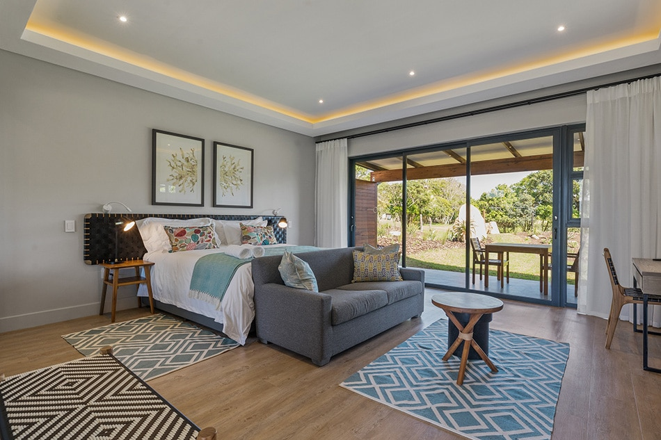 Olivewood Hotel - Pure Luxury Finishes and furniture