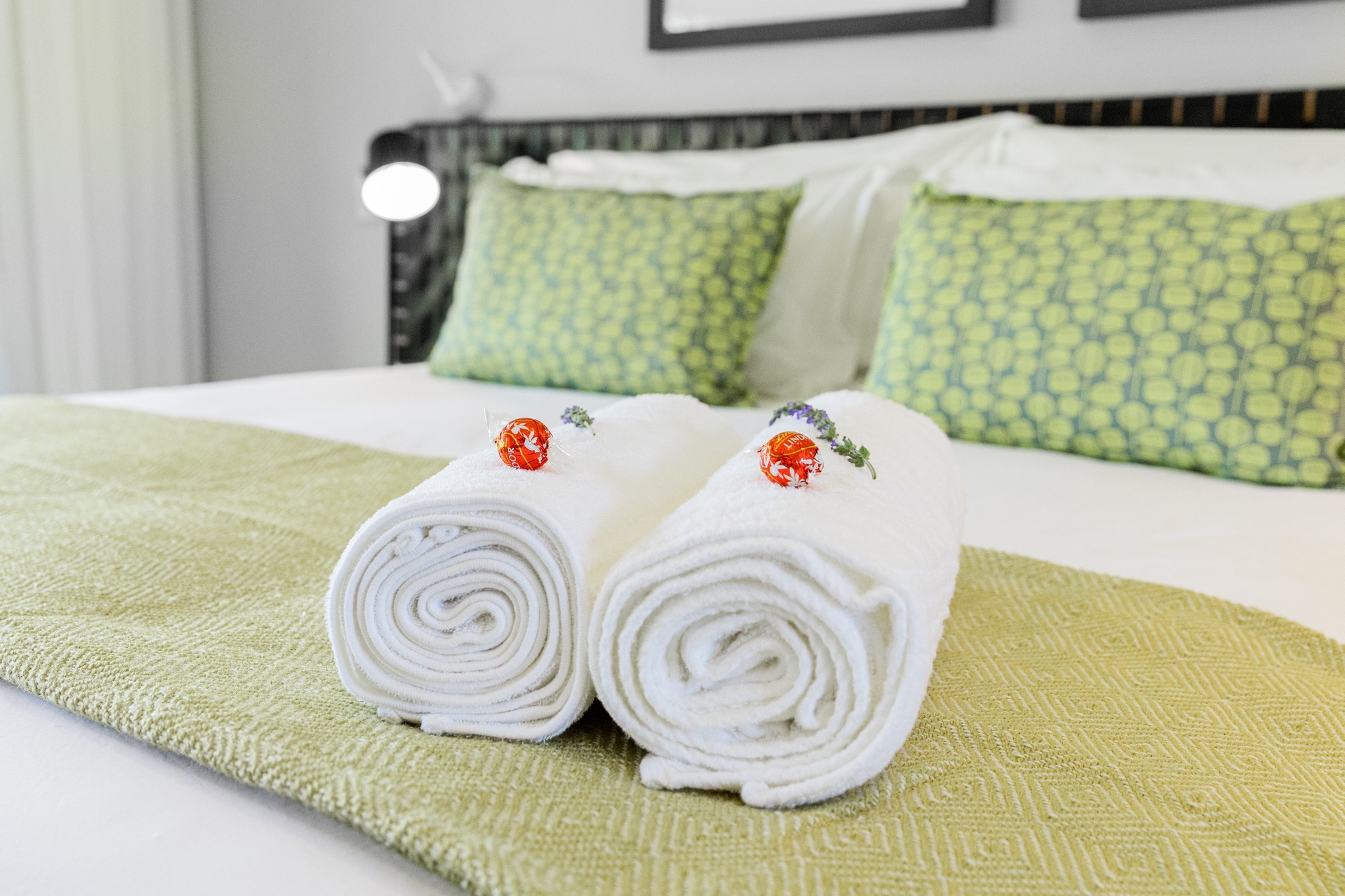Photo of Olivewood Private Estate Hotel Bed | Golf Estate Port Elizabeth